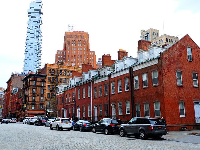 TriBeCa i New York - Harrison Street