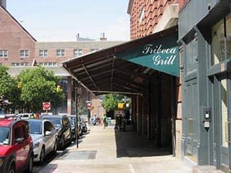 Tribeca i New York - Tribeca Grill