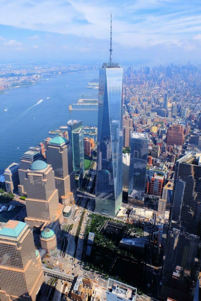 One World Observatory billetter - Freedom Tower
