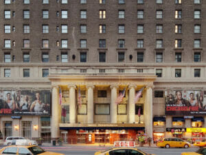 Pennsylvania Hotel i New York