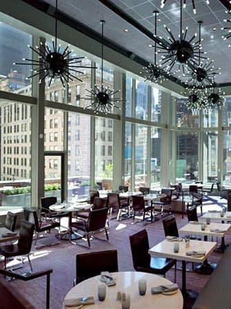 Novotel New York Times Square Hotel - Restaurant