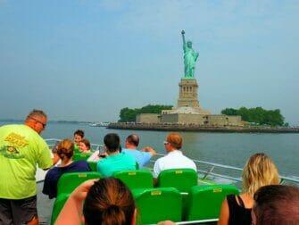 Circle Line The Beast i New York - Skyline