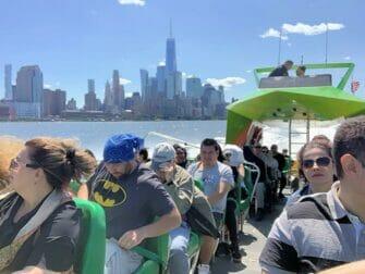 Circle Line The Beast i New York - Speedbåd
