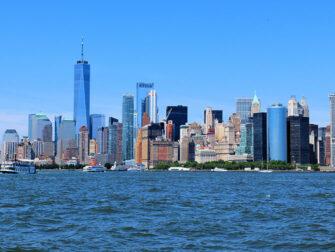 Circle Line Liberty Cruise - Skyline