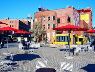 Meatpacking District i New York - Bygninger