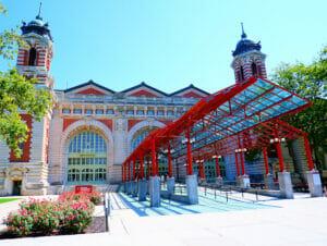 Frihedsgudinden og Ellis Island guidet tur