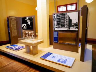 Frihedsgudinden og Ellis Island guidet tur - Udstilling