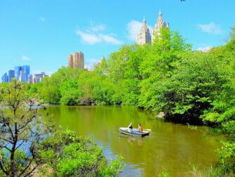 Upper West Side i New York - Central Park