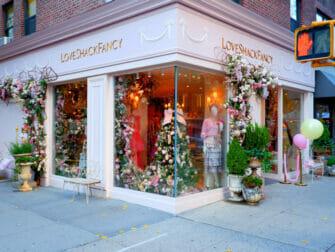 Upper West Side i New York - Madison Ave