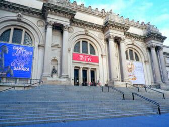 Upper West Side i New York - Metropolitan Museum of Art