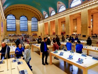 Apple Store i New York - Grand Central