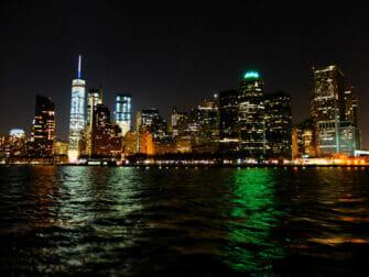 Bateaux New York Cruise med middag - Udsigt over skylinen