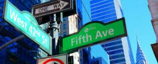 Finde rundt i New York