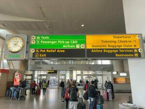 Transfer fra JFK Lufthavn til Manhattan