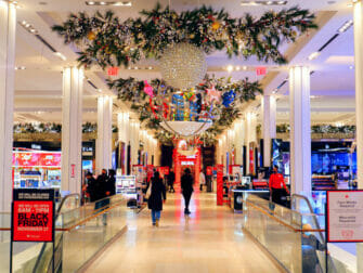 Macy's i New York - Julepynt