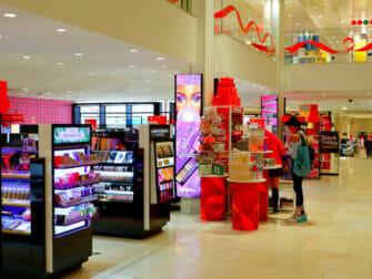 Macy's i New York - Indenfor