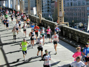 Marathon i New York