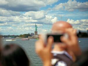 Tage billeder i New York