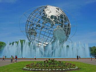 Queens i New York - Corona Park