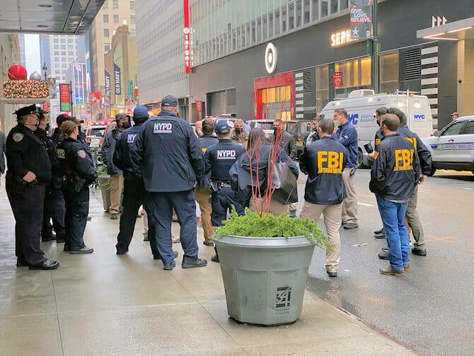 Sikkerhed i New York