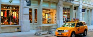 Shopping i SoHo