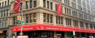 Strand Bookstore i New York
