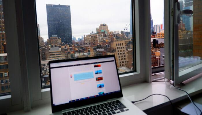 Bo og arbejde i New York - Erics New York