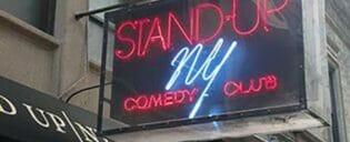 Comedy clubs i New York