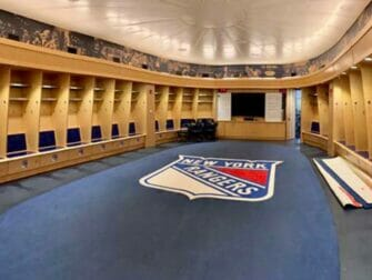 Madison Square Garden i New York - All Access Tour Rangers