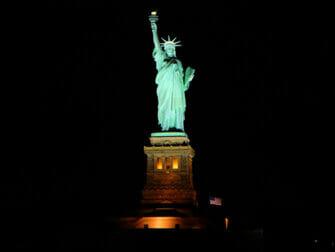 Aftencruise og Frihedsgudinden - Lady Liberty