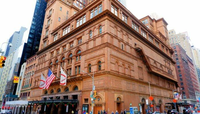 Carnegie Hall i New York - Koncerthus
