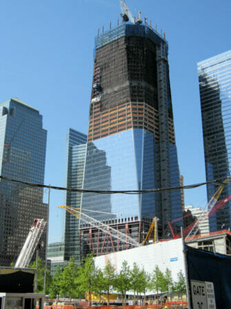Freedom Tower / One World Trade Center - Konstruktion