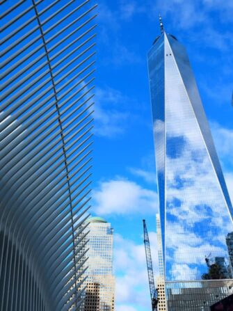 Freedom Tower / One World Trade Center - OWTC og Oculus