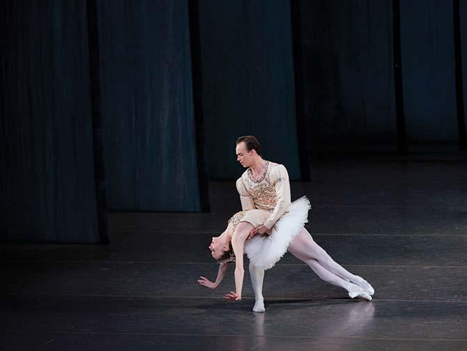 Billetter til ballet i New York - Jewels