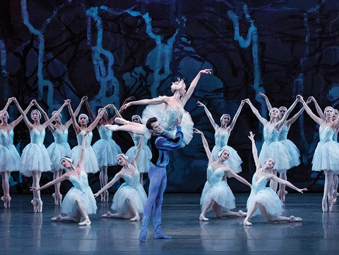 Billetter til ballet i New York - Swan Lake