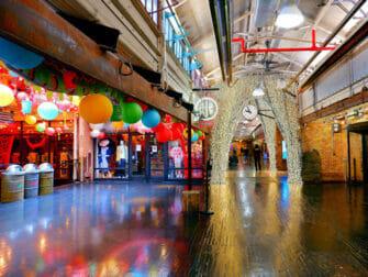 Markeder i New York - Chelsea Market