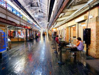 Markeder i New York - Chelsea Market Hallway