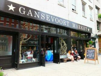 Markeder i New York - Gansevoort Market
