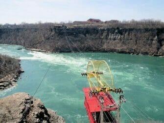 Dagstur fra New York til Niagara Falls med fly - Niagara Whirlpool