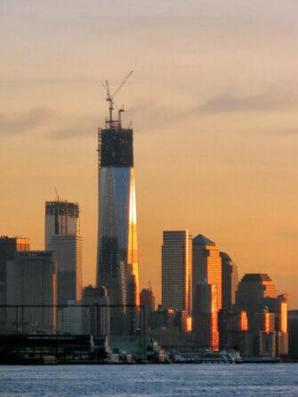 Freedom Tower / One World Trade Center - Kraner