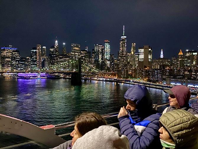 Big Bus i New York - Night Tour
