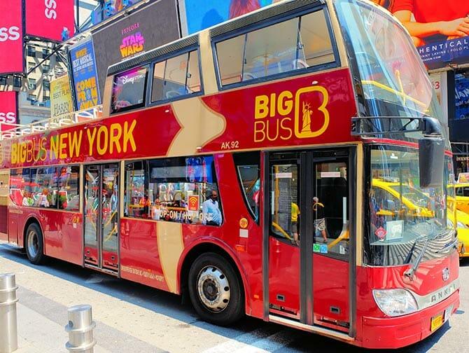Big Bus i New York
