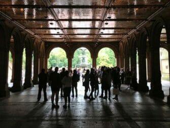 Central Park - Bethesda Terrace