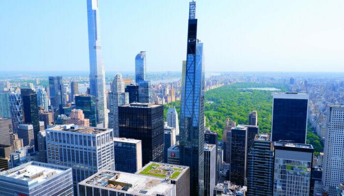 Forskellen på New York CityPASS og New York Pass - Top of the Rock