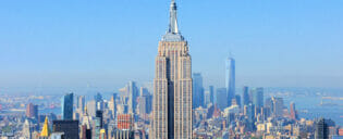Empire State Building billetter