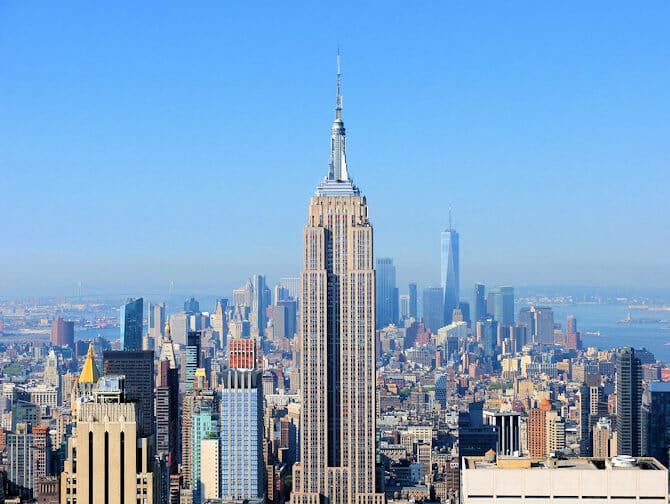 Empire State Building billetter