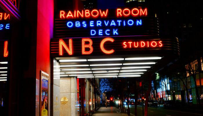 Rockefeller Center i New York - NBC