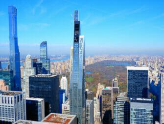Rockefeller Center i New York - Top of the Rock