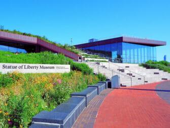 Frihedsgudinden - Museum