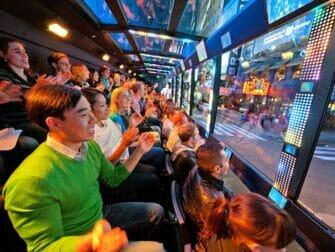 The Ride i New York - Indeni